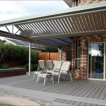 Composite decking solutions